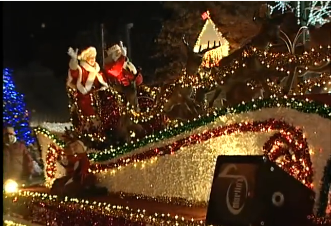 Christmas Decorations In Pigeon Forge Tn : Winterfest in pigeon forge and gatlinburg tn