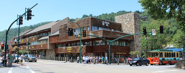 Pigeon Forge Craft Stores